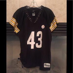 Gorgeous Pittsburgh Steelers Jersey